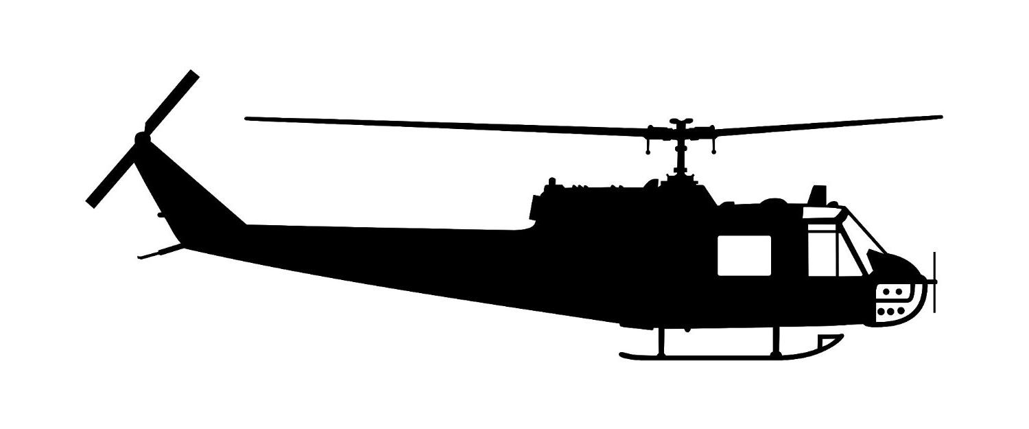 1500x625 Best Free Huey Helicopter Vector Design Free Vector Art, Images
