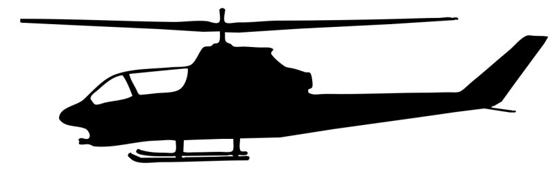 800x249 Apache Helicopter Cliparts 174089