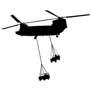 300x300 Huey Helicopter Amp Jeeps I Heart Vector