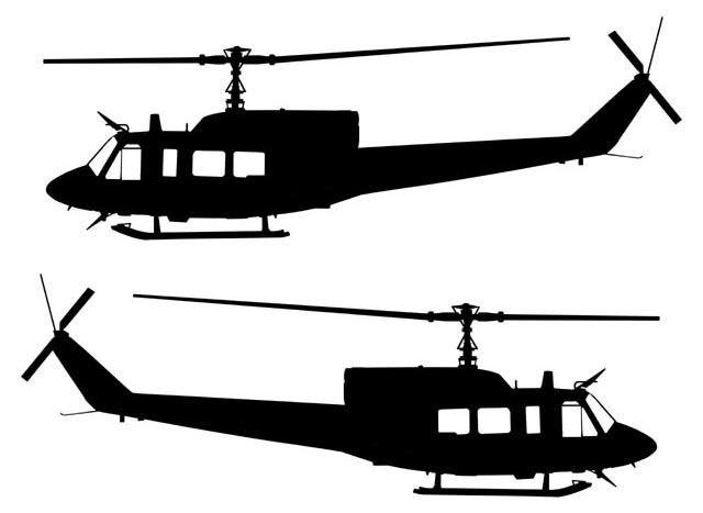 640x467 Bell Uh 1n Huey