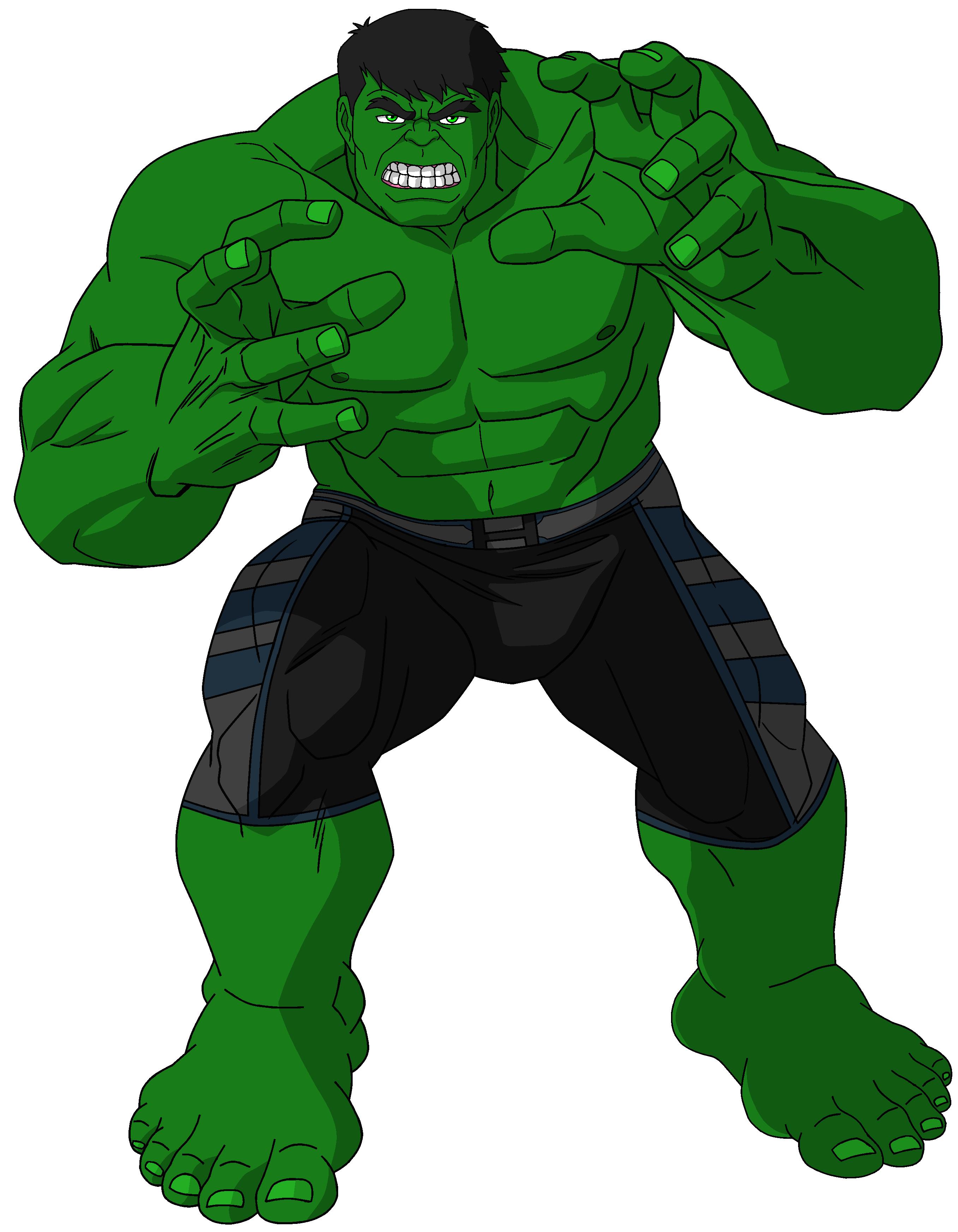 2714x3489 Comics Clipart Hulk