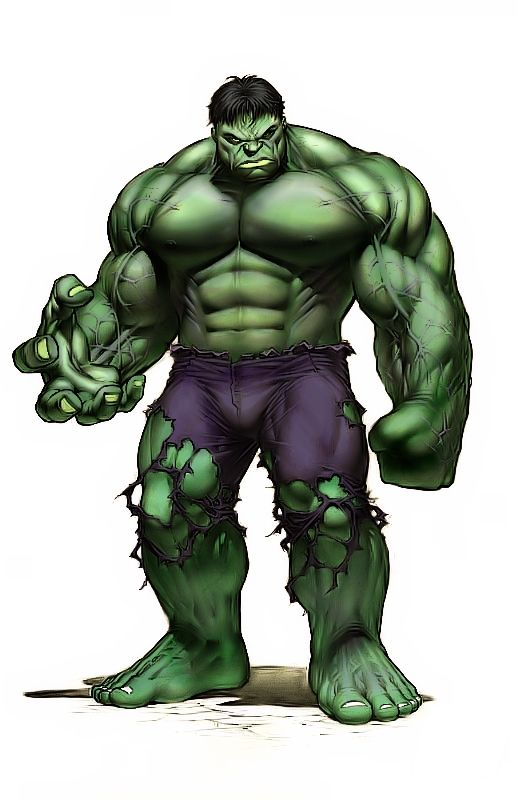 518x800 Hulk Clipart Incredible Hulk