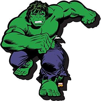 350x350 Aquarius Hulk Running Chunky Magnet Toys Amp Games