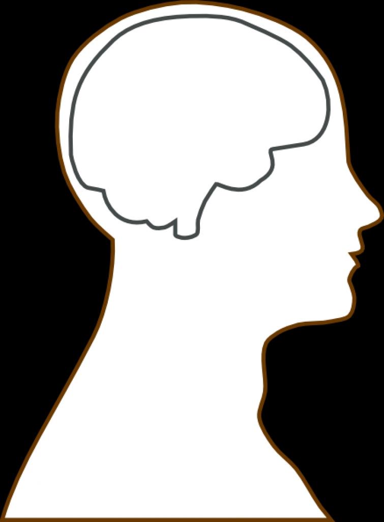 755x1024 Human Clipart Human Head