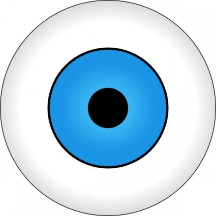 425x425 Eyeball Human Eye Clip Art Free Clipart Images Image