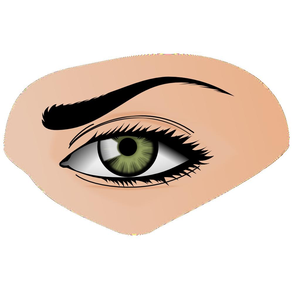 999x999 Human Eye Clip Art Cliparts