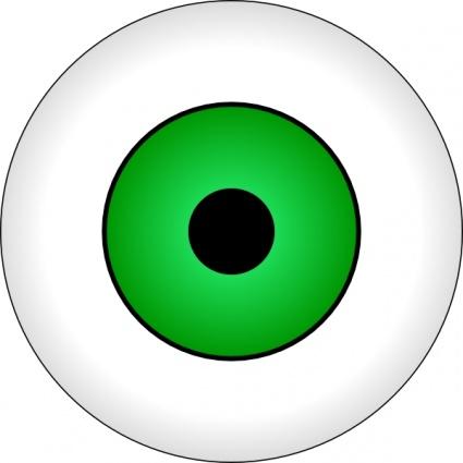 425x425 Tonlima Olhos Verdes Green Eye Clip Art Vector, Free Vectors