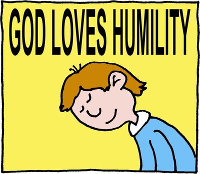 400x349 Image Download God Loves Humility