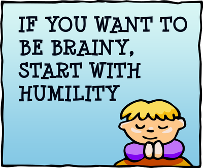 400x332 Image Download Brainy Humility