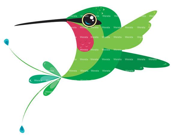 570x453 Hummingbird Clip Art Love This Sweet Bird Illustration It'An