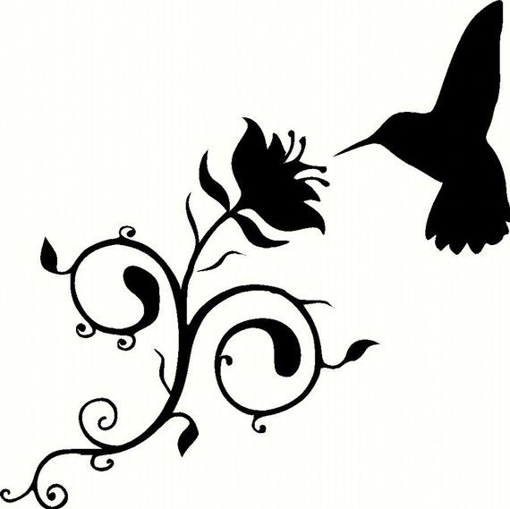 570x569 Image Result For Hummingbird Silhouette Cricut