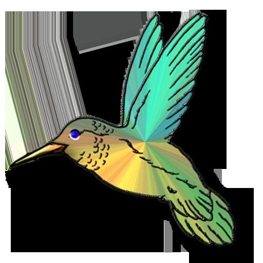 512x512 Best Hummingbird Clipart