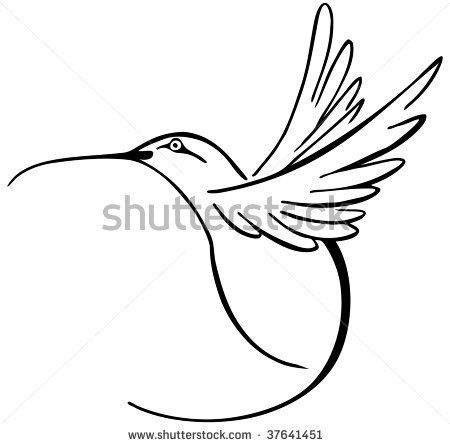 450x445 8 Best Hummingbird Tat Images Hummingbird, Bird