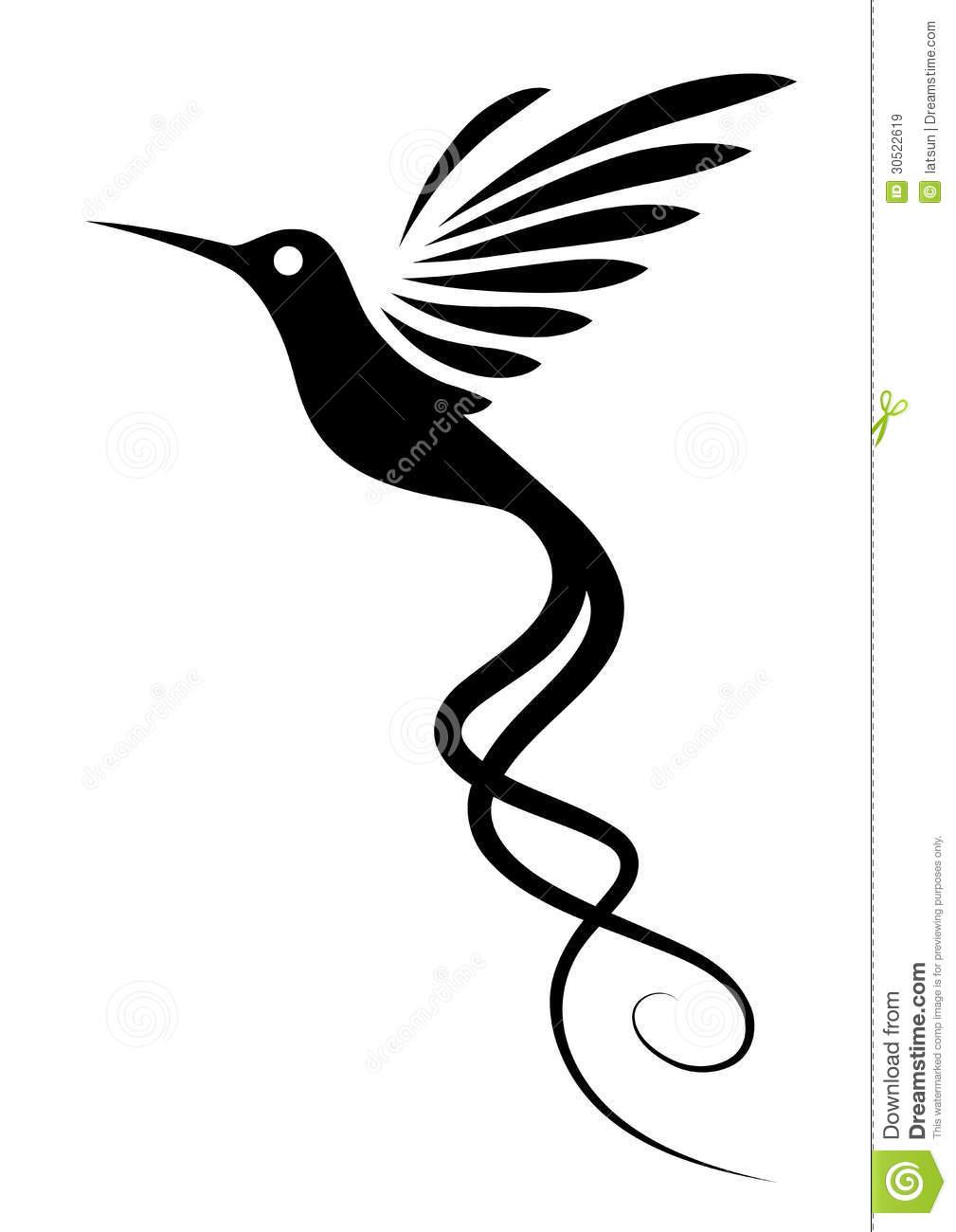 1009x1300 Hummingbird Tattoo