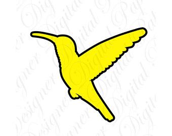 340x270 Hummingbird Logo Etsy