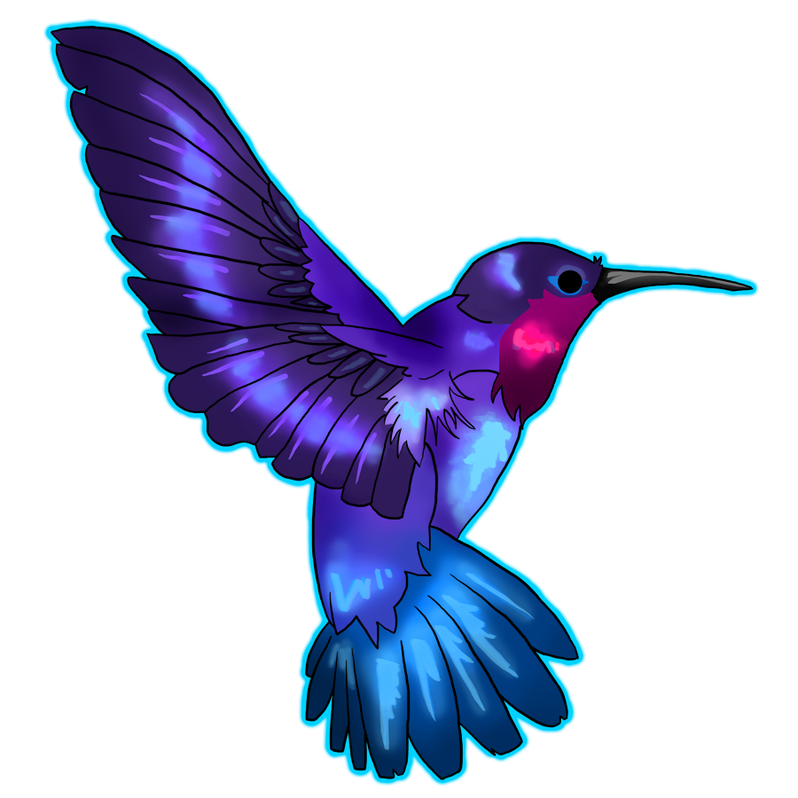 900x900 Hummingbird Tattoos Png Transparent Images Png All
