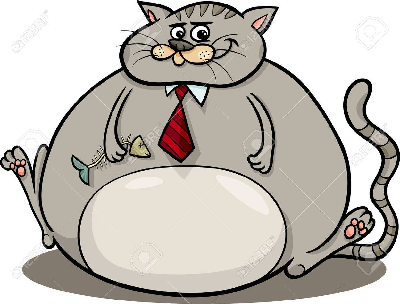1300x987 1,863 Fat Cat Cliparts, Stock Vector And Royalty Free Fat Cat