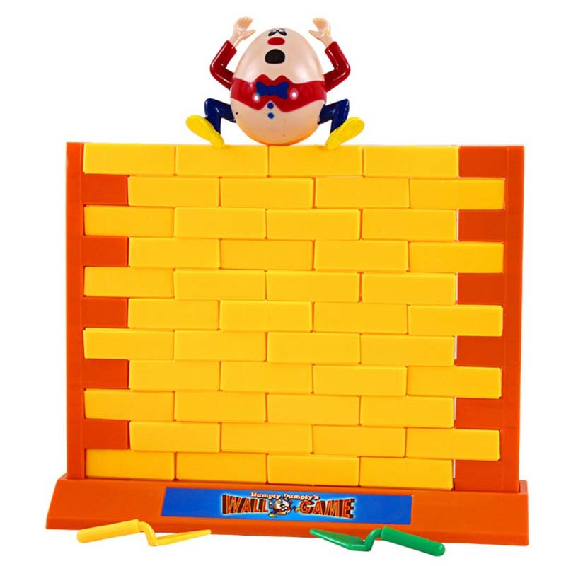 800x800 Creative Wall Destroy Game Humpty Dumpty Wall Board Game Cube