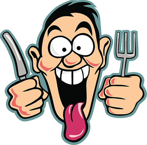 612x605 Face Clipart Hungry