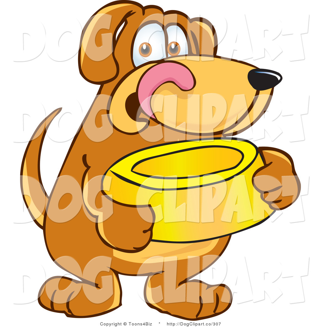 1024x1044 Hungry Dog Clipart