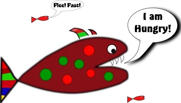 600x343 Cartoon Fish Clip Art Free Vector Download (214,205 Free Vector