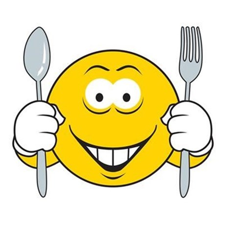 460x460 Smiley Clipart Hungry
