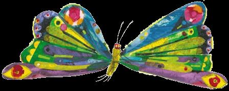 448x179 Very Hungry Caterpillar Clip Art