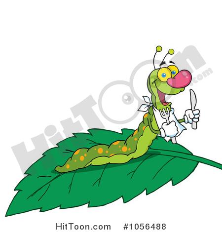 450x470 Caterpillar Clipart