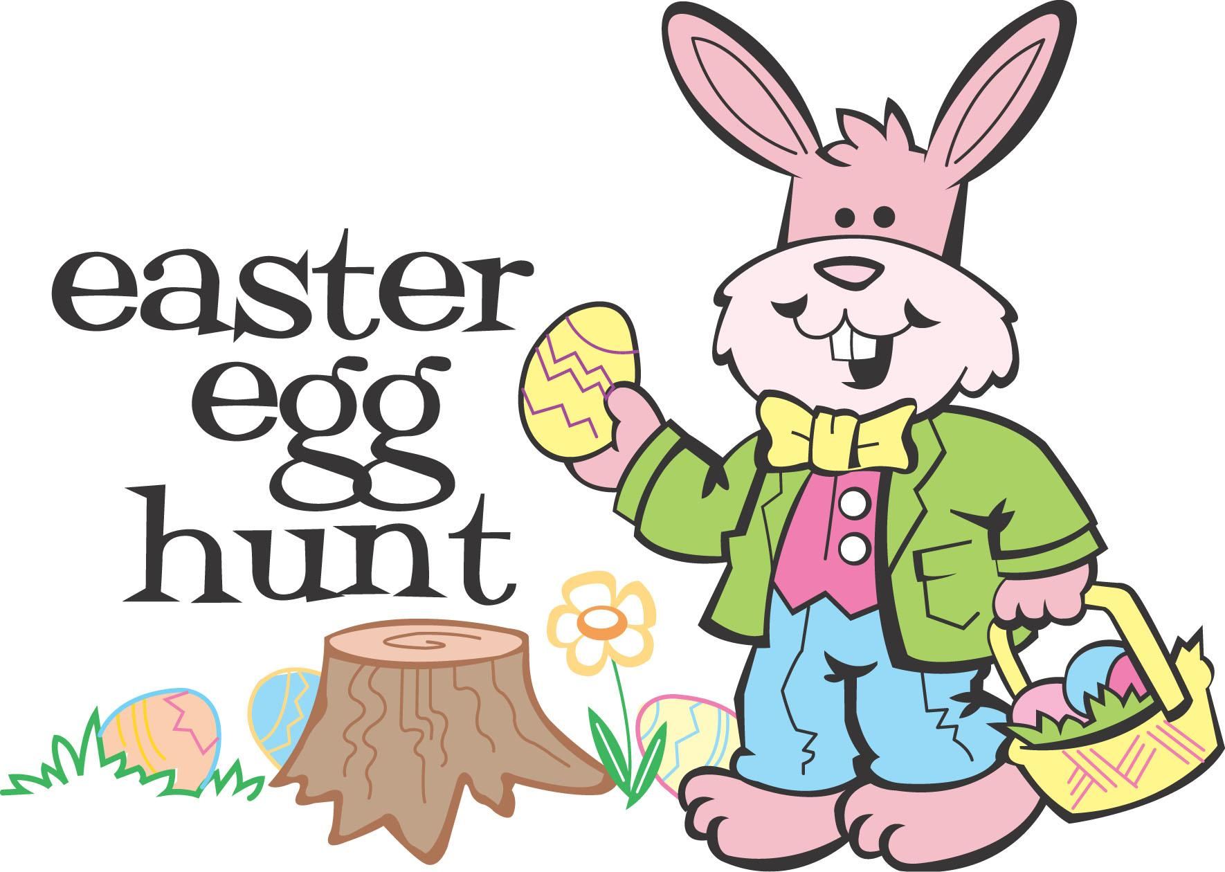 1770x1260 Easter Egg Hunt Sign Free Clip Art Cliparts