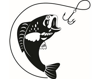 340x270 Fisherman Clipart Hunting And Fishing