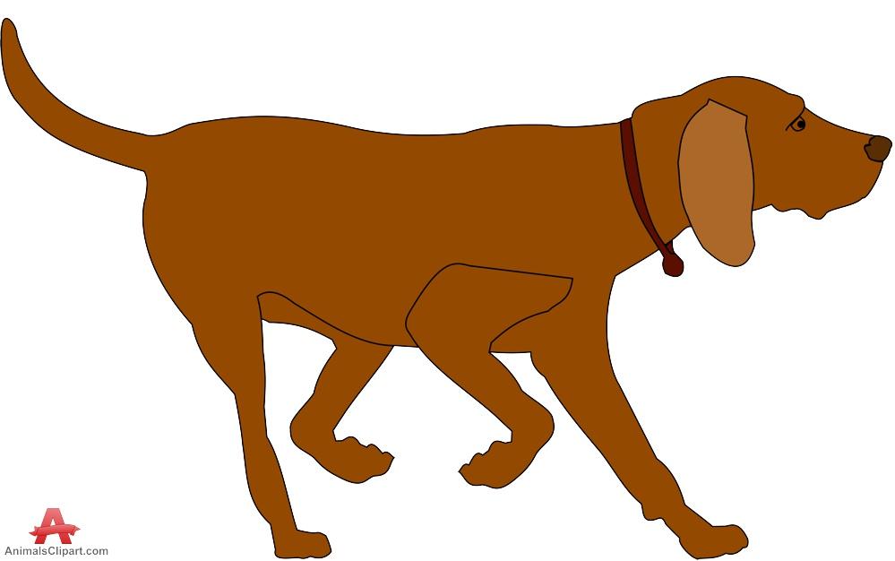 999x626 Hound Clipart Hunting Dog
