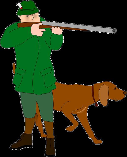 519x640 Hunting Dog Cliparts 223746