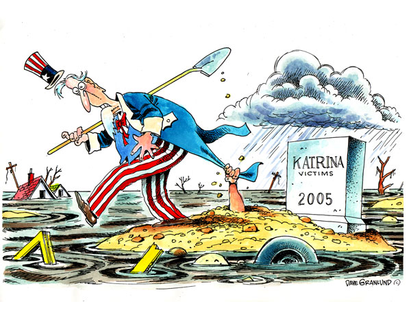 600x465 Dave Granlund Editorial Cartoons And Illustrations Hurricane