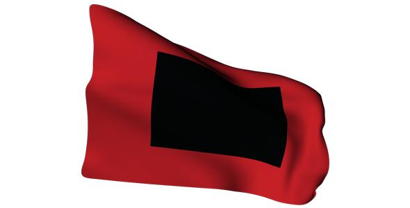 590x300 Hurricane Flag Clipart