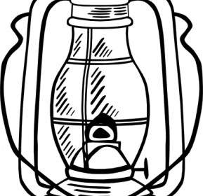 289x280 Lamp Outline Clip Art Vector Clip Art Free Vector Free Download