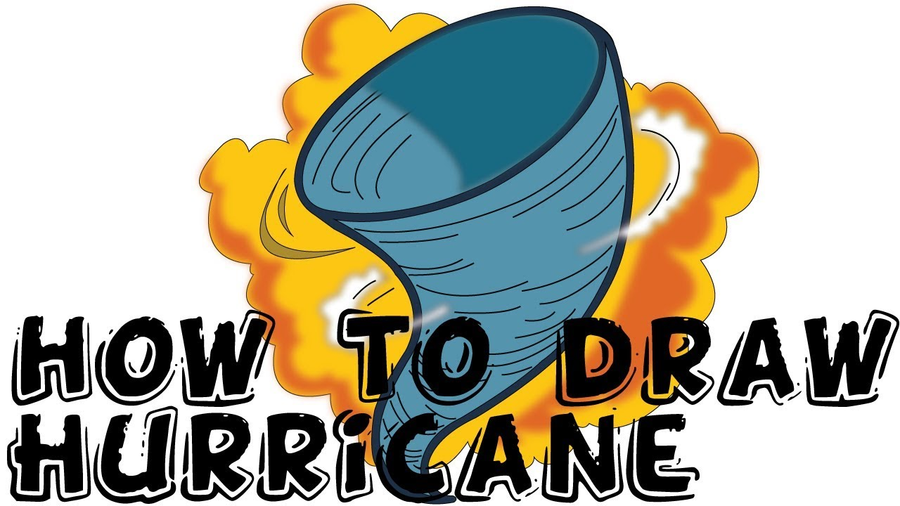 1280x720 Weather Channel Hurricane Matthew How To Draw Hurricane For Kids
