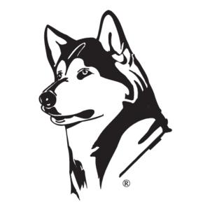 300x300 Husky Washington Huskies Logo Vector Logo Of Washington Huskies
