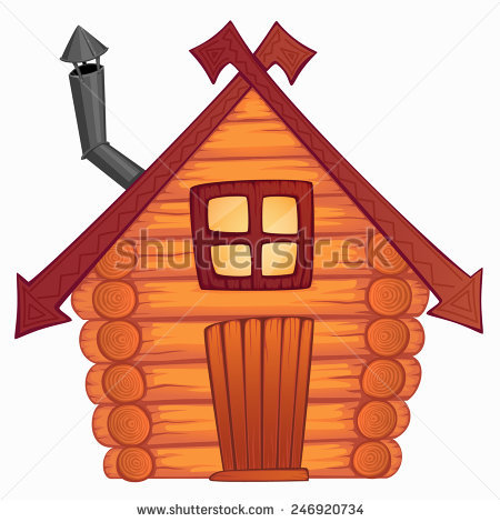 450x470 Shack Clipart Island Hut