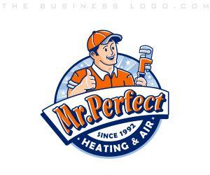 300x250 15 Best Best Logo Design For Hvac Images Stationery