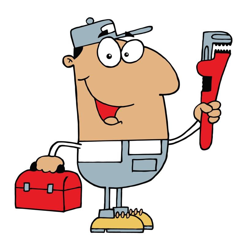800x781 Plumbing Clipart