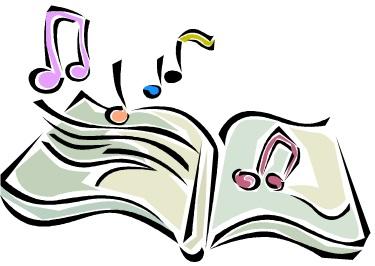 375x266 Hymn Clipart