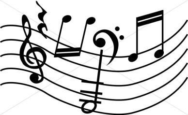 388x238 Musician Clipart Hymn
