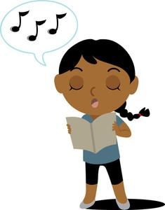 235x300 Sing Song Clipart
