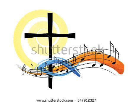 450x351 Music Clipart Hymns