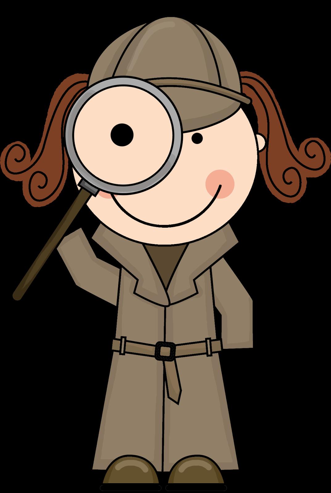 1073x1600 Women Clipart Investigator