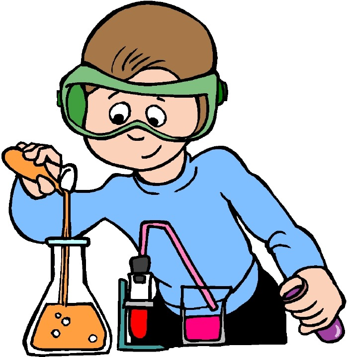698x720 Scientist Clipart Hypothesis