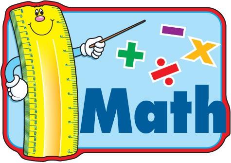 475x335 I Love Math Night Clipart