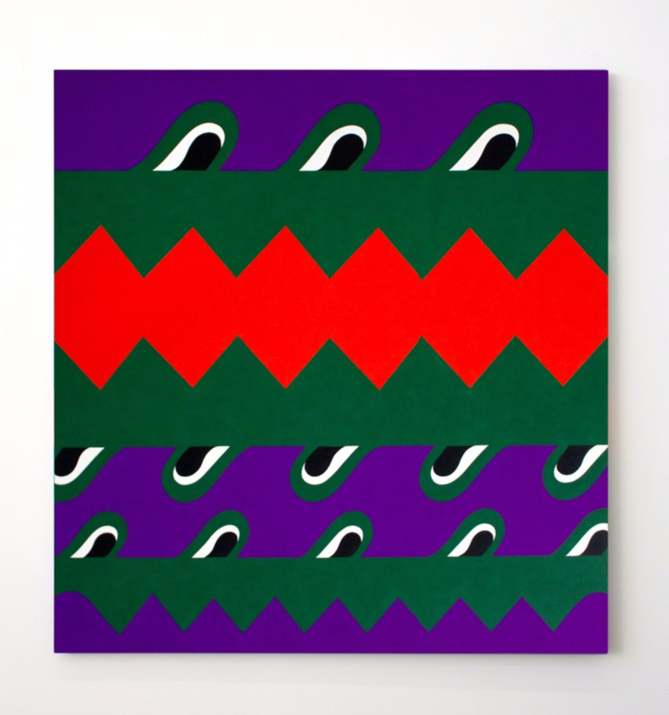 959x1024 We Love Math Bass' Super Flat Super Perfect Paintings