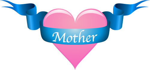 500x233 Free Mother's Day Clipart Amp Vector Graphics