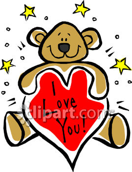 269x350 I Love You Clip Art